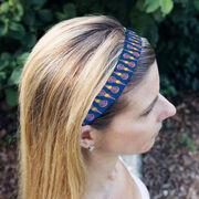 Girls Lacrosse Juliband No-Slip Headband - Line Up The Sticks