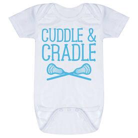 Lacrosse Baby One-Piece - Cuddle & Cradle