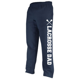 Lacrosse Fleece Sweatpants - Lacrosse Dad