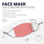 Girls Lacrosse Face Mask - Jamboree