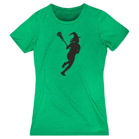 Girls Lacrosse Women's Everyday Tee - Lax Witch