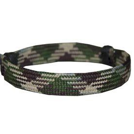 Sport Lace Bracelet Camo Adjustable Lace Bracelet