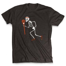 Lacrosse Short Sleeve T-Shirt - Never Stop Laxing