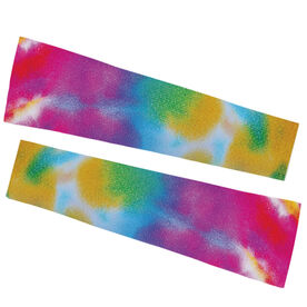 Printed Arm Sleeves - Tie Dye