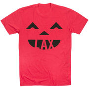 Lacrosse Short Sleeve T-Shirt - Pumpkin Lax