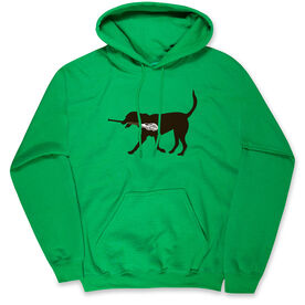 Lacrosse Standard Sweatshirt - Max The Lax Dog
