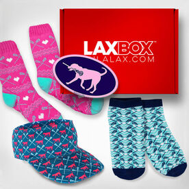 Lacrosse LaxBox Gift Set - First Home