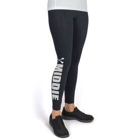 Girls Lacrosse Leggings Lacrosse Middie