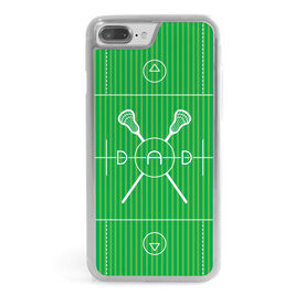 Lacrosse iPhone® Case - Lacrosse Dad Field