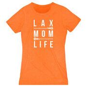 Girls Lacrosse Women's Everyday Tee - Lax Mom Life