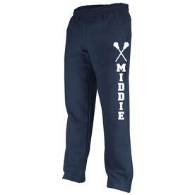Lacrosse Middie Fleece Sweatpants