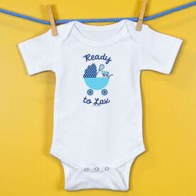 Baby One-Piece Ready To Lax