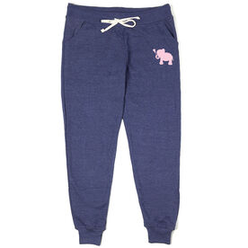 Girls Lacrosse Joggers - Lax Elephant