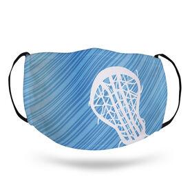 Girls Lacrosse Face Mask - Lightning Lacrosse