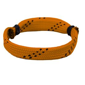 Lacrosse Shooting String Bracelet Orange Adjustable Shooter Bracelet