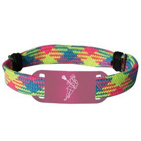 Lacrosse Shooting String Bracelet Girl Player Adjustable Shooter Bracelet