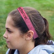 Girls Lacrosse Juliband No-Slip Headband - Lax Hair Don't Care