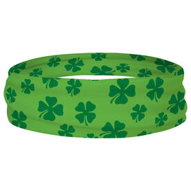 Multifunctional Headwear - Shamrock Pattern RokBAND