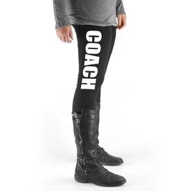 High Print Leggings - Coach