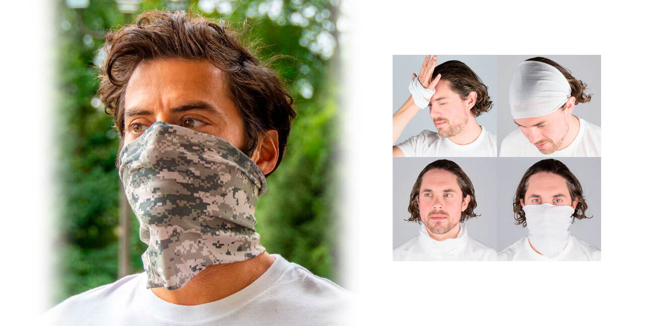 Gaiter Face Coverings
