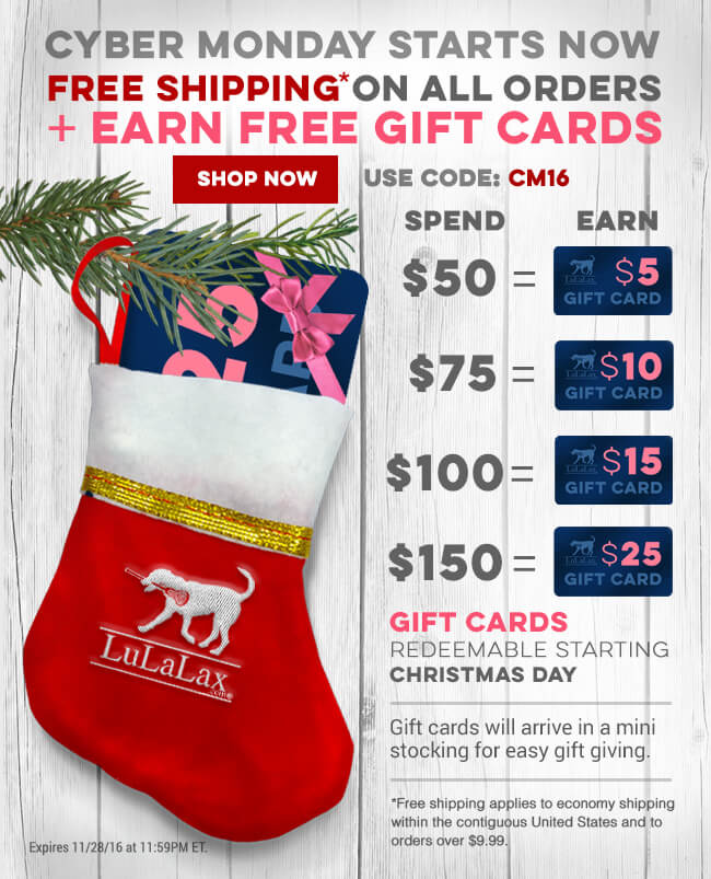 earn free gift cards on orders over 50 and free shipping on orders over 999 offers end monday 112816 at 1159 pm et