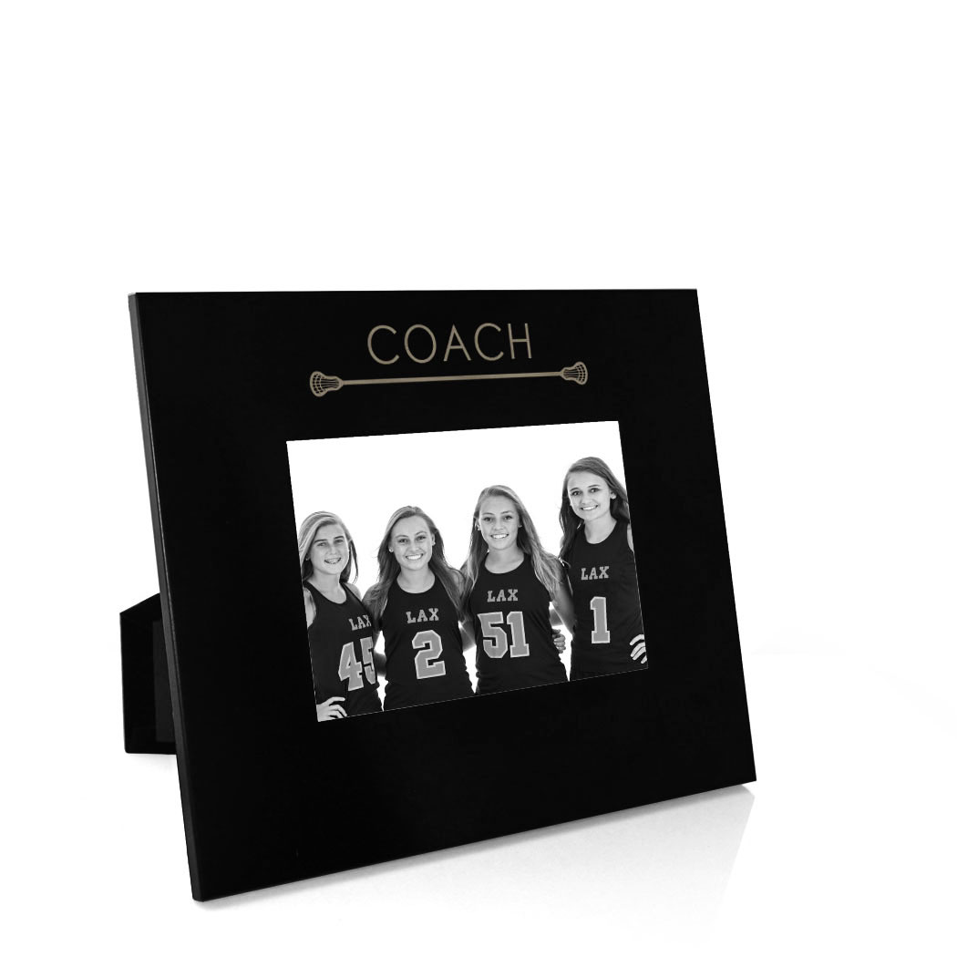 Girls lacrosse engraved picture frame coach lulalax girls lacrosse engraved picture frame coach jeuxipadfo Gallery