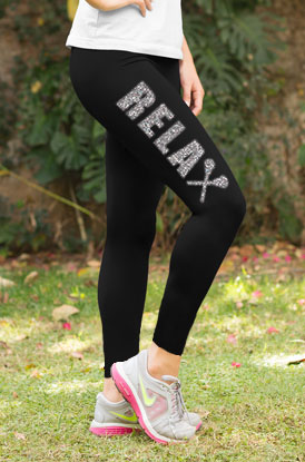 Shop Our Relax Lacrosse Leggings
