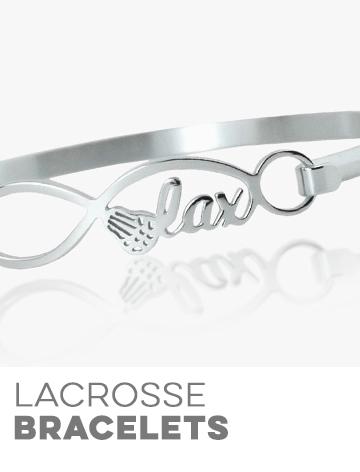 Girls Lacrosse Bracelets