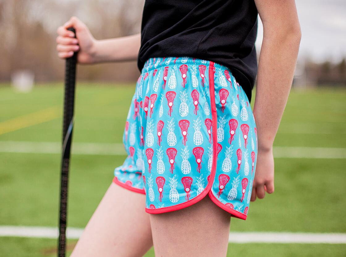 Island Time Lacrosse Shorts