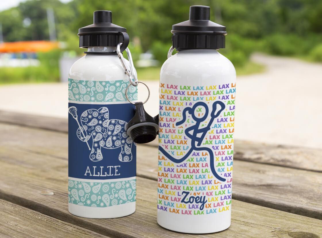 Shop Girls Lacrosse Water Bottles
