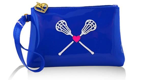 Girls Lacrosse Wristlets