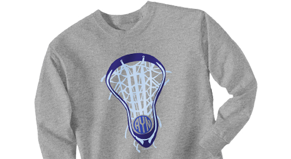 Girls Lacrosse Long Sleeve T-Shirts