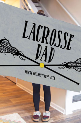 Shop Our Lacrosse Blankets