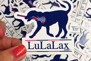Free LuLaLax Stickers