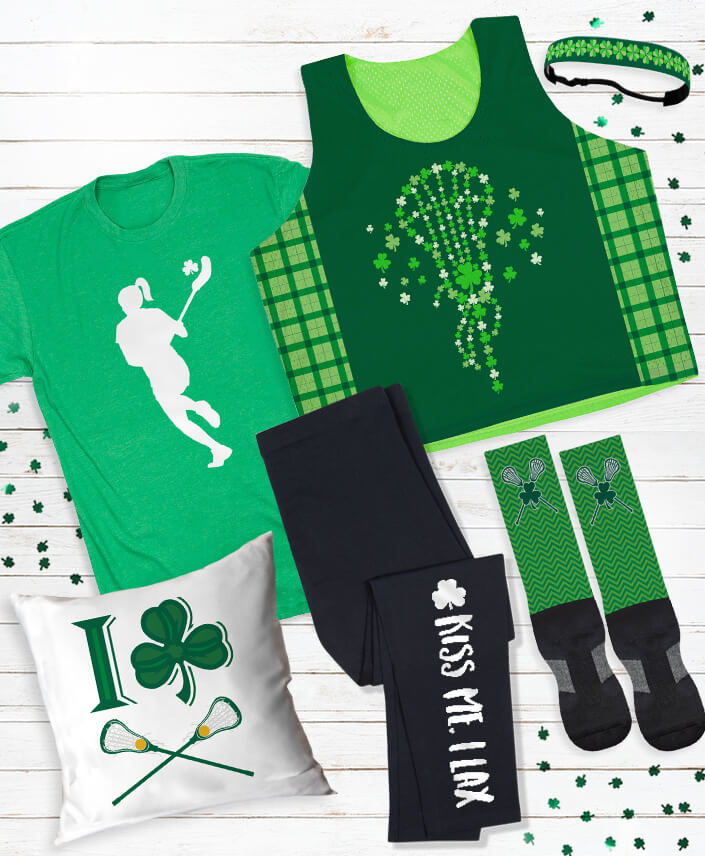 Lacrosse St. Patrick's Day