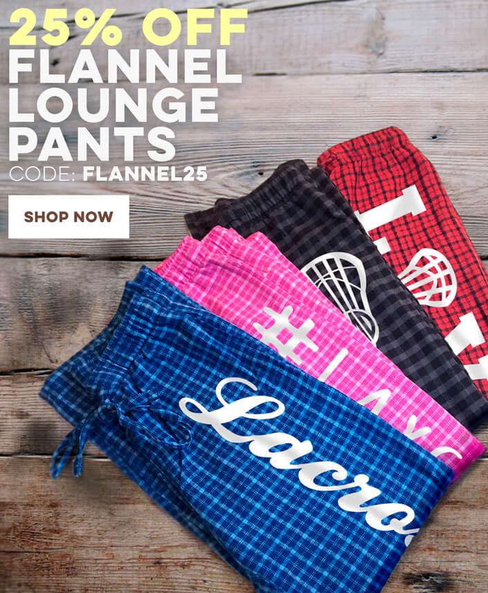 25% Off Lounge Pants!