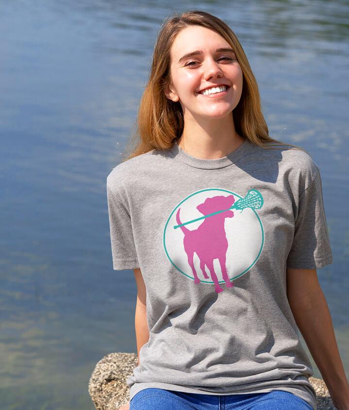 Girls Lacrosse Shirts