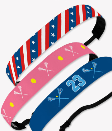 Julibands Lacrosse Headbands