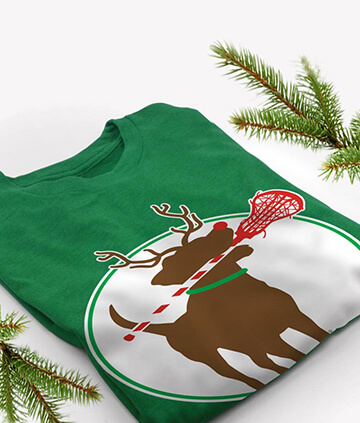 Top Holiday Tees