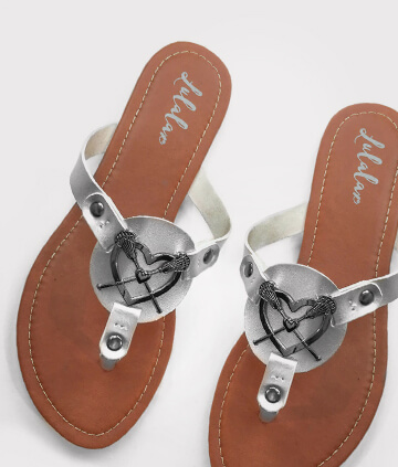 Lacrosse Thong Sandals